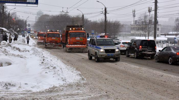 В Кирове разработают техзадание по содержанию улиц до 2021 года