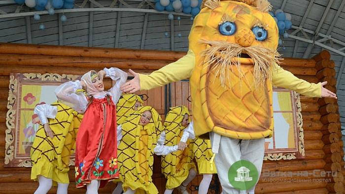 В Кильмези пройдет фестиваль «Вятский лапоть»