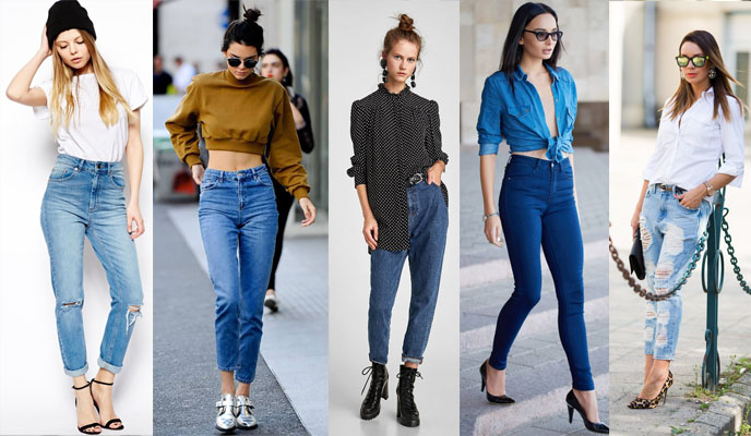 Трендовые джинсы, которые помогут выглядеть стройнее