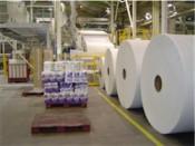 Косинская бумажная фабрика получила вторую жизнь