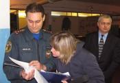 МЧС начала проверку избирательных участков к выборам-2012