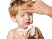 Роспотребнадзор: 7846 случаев заболевания ОРВИ за неделю