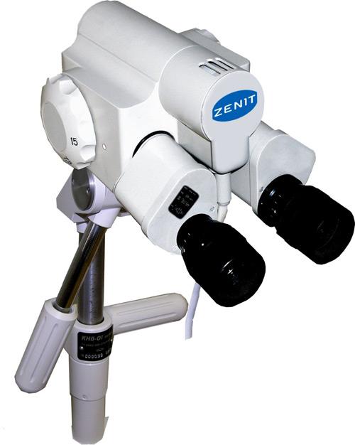 Сравнение кольпоскопов Зенит: особенности двух актуальных моделей