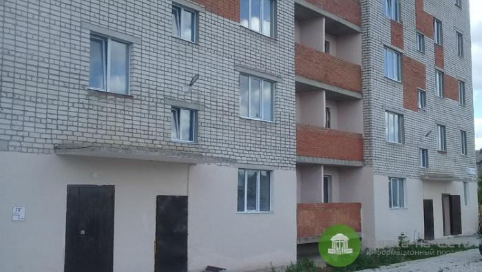 В Вятских Полянах сдали проблемный дом, который строили 22 года