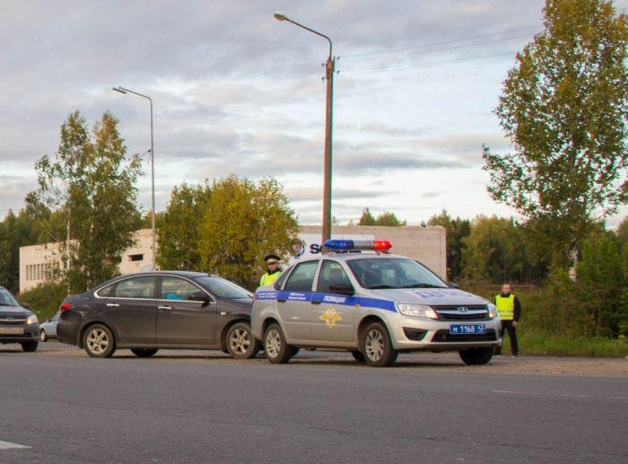 25 нетрезвых водителей задержано за выходные дни