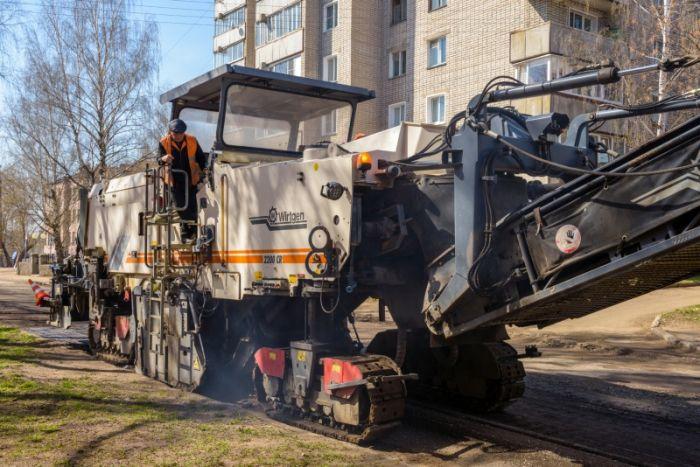 Кировские дорожники выходят на круглосуточный график работы