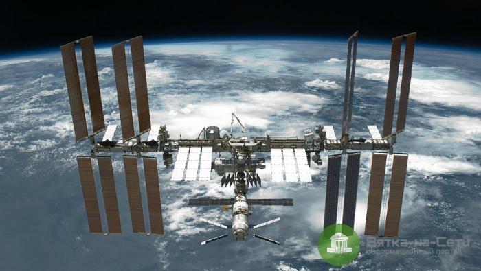 Кировчане смогут наблюдать за полетом МКС