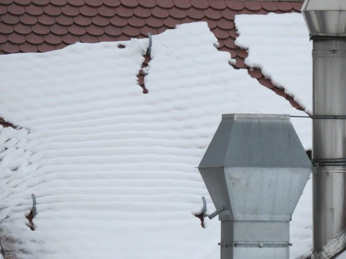 Штрафы за неочищенные крыши возрастут до 300 тысяч рублей