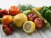 В июне традиционно подорожали овощи и фрукты