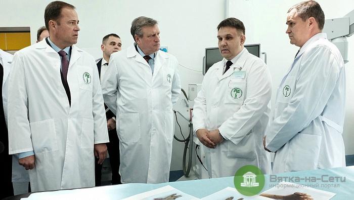 Полпред президента в ПФО оценил уровень развития здравоохранения в регионе