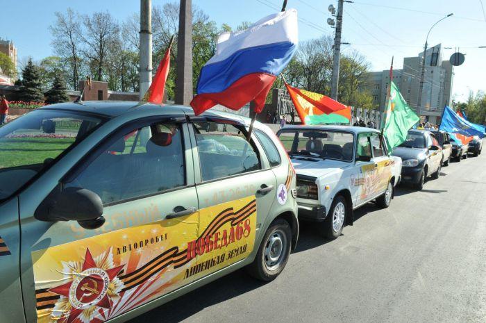 8 мая в честь Дня Победы из Кирова в Кирово-Чепецк состоится автопробег