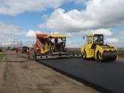 До конца года в области отремонтируют 191 километр дорог