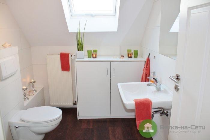 Как сэкономить пространство ванной комнаты?