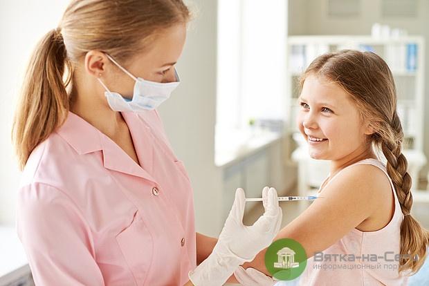 В Кировской области начинается прививочная кампания против гриппа
