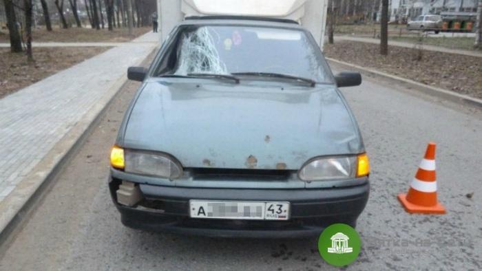 Соцсети: Сбитая на улице Екатерины Кочкиной девочка впала в кому