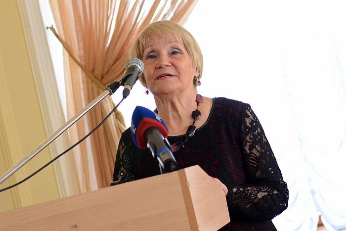 Тамара Копанева стала лауреатом литературной премии имени Александра Грина 2017 года