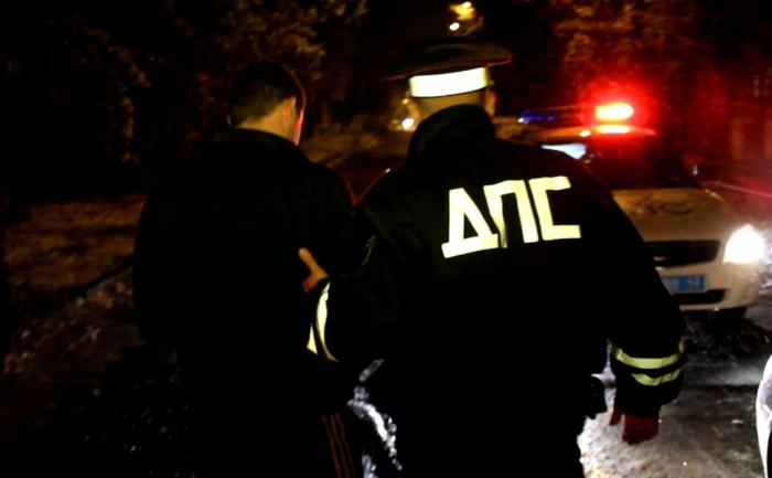 Автоинспекторам пришлось применить оружие для остановки пьяного нарушителя