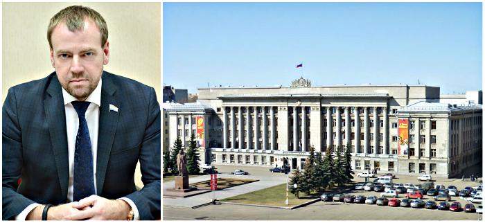 Алексей Вершинин возглавит министерство развития, предпринимательства и торговли