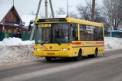 В Кирово-Чепецке фура врезалась в автобус