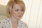 На пост главы горизбиркома рекомендована Наталья Вершинина