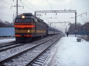 Новый поезд соединит Киров и Самару