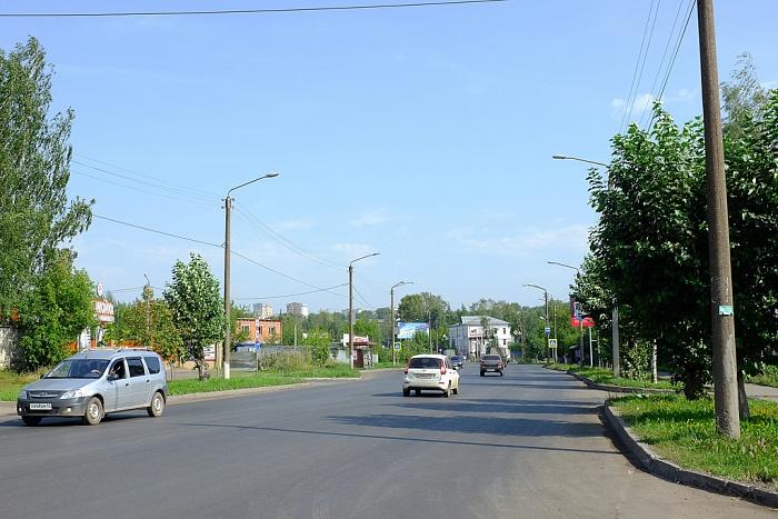 95 км улиц и дорог отремонтируют в Кирове в 2018 году