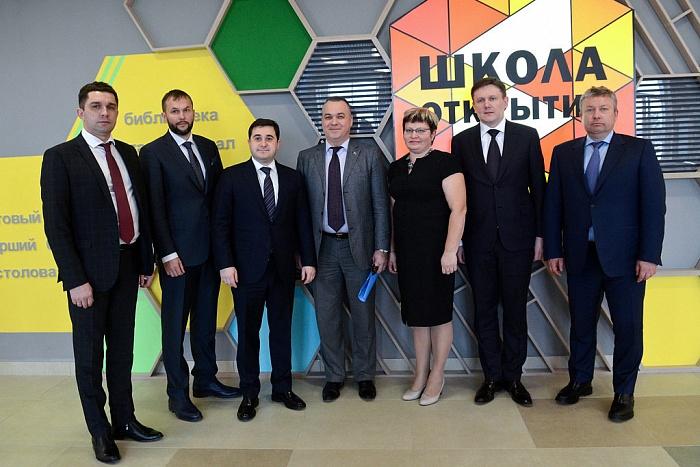 В Минстрое РФ обсудили сектор строительства в Кировской области