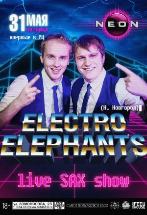 ELECTRO ELEPHANTS