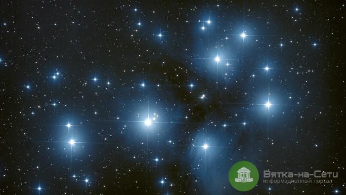 Кировский фотограф сделал снимок скопления более тысячи звезд