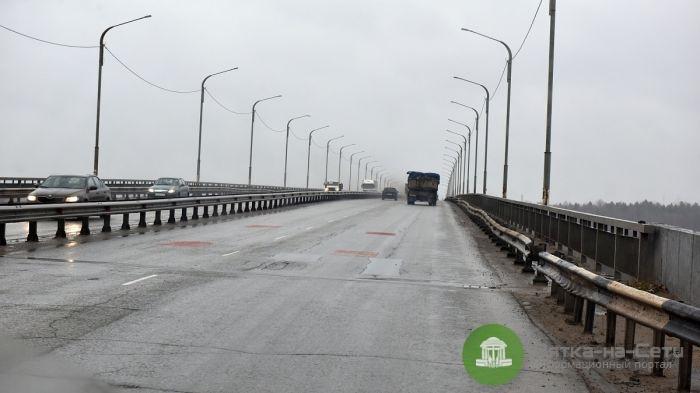 На кировских дорогах впервые нанесли терморазметку