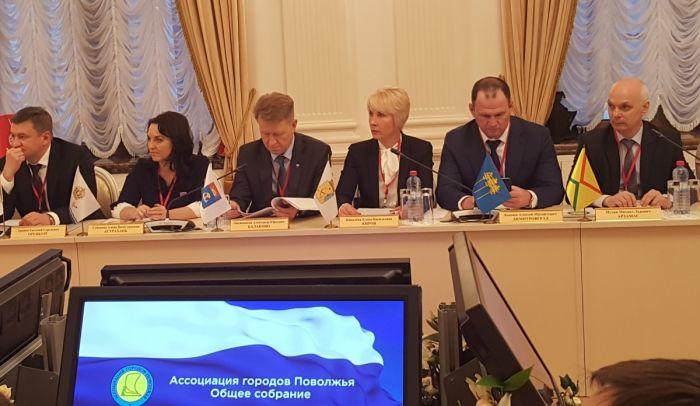 Елена Ковалёва избрана в состав правления Ассоциации городов Поволжья
