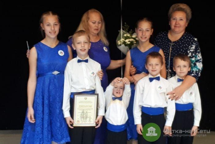 Семья из Кирова стала самой творческой в ПФО