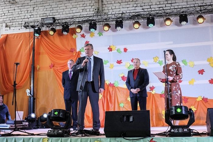 Игорь Васильев отметил успехи агрофирмы «Среднеивкино»