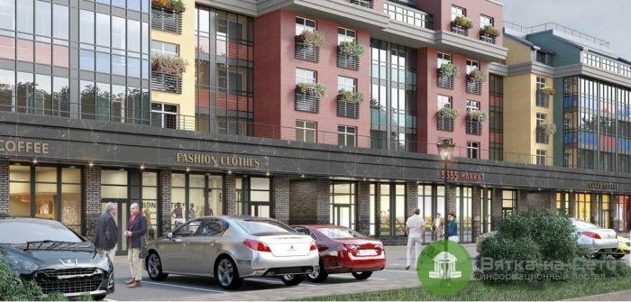 ЖК Зеленый квартал на Пулковских высотах – жилье бизнес-класса на выбор