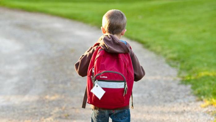 В Слободском мужчина отобрал у 11-летнего школьника рюкзак
