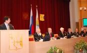 Депутаты поддержали кандидатуры Матвеева и Щерчкова на должности первых замов