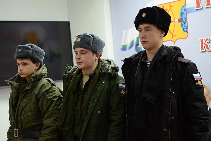 Кировская область отправит на службу 1155 призывников