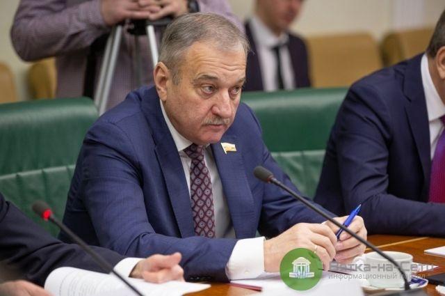 Быков отказался от допроса по делу парка Победы