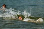 Пруд в Дороничах - самый безопасный для купания