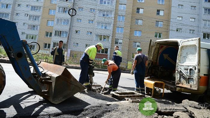 В 2019 году в Кирове отремонтируют 33 километра дорог