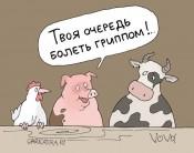 Грипп в Кировской области пока не обнаружен