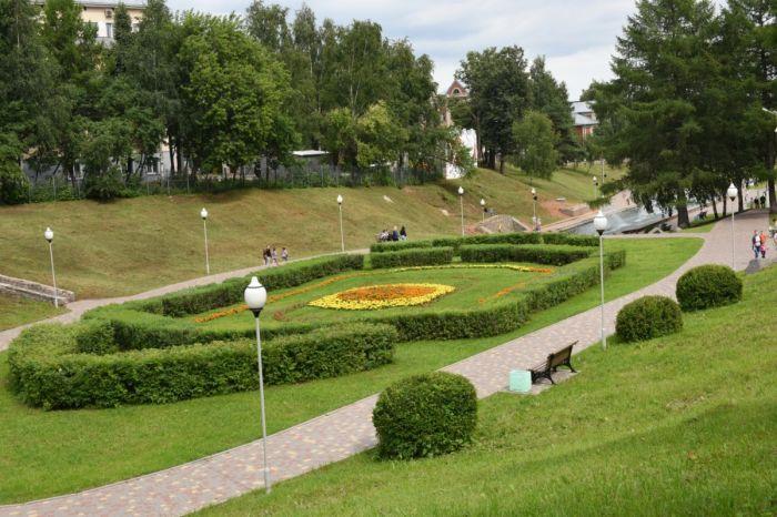 Кировчане могут выбрать территории для благоустройства в 2018 году