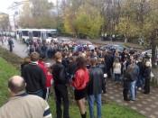 На участника ДТП у «Октября», водителя «BMW Х5» возбудили дело об административном правонарушении