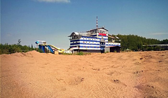 На всю область планируется обустроить лишь около 20 пляжей