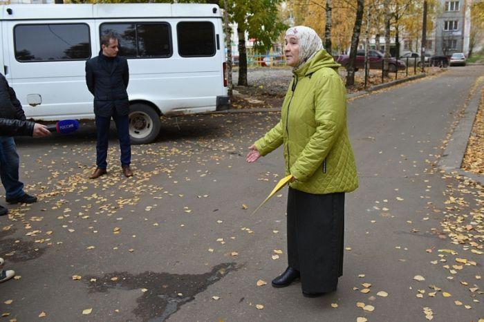 Подрядчик проведет работу над ошибками в кировских дворах