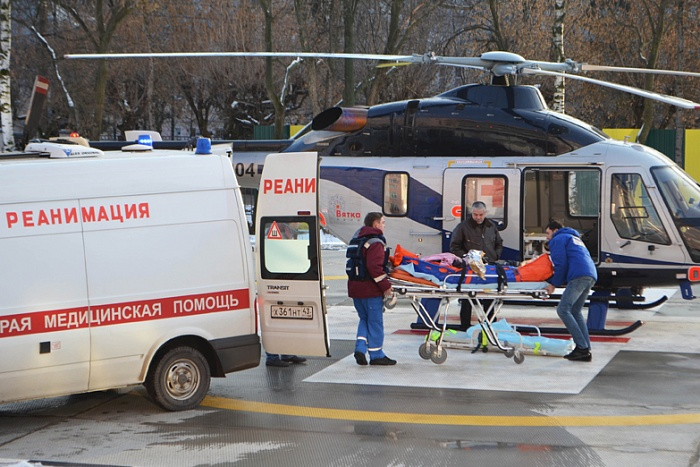 Кировская область заняла лидирующие позиции по развитию санитарной авиации