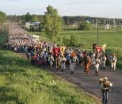 В дни Великорецкого крестного хода в Кирове ограничат движение транспорта