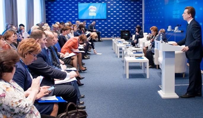 """Владимир Бурматов: """"Единая Россия"""" открывает двери в большую политику"""