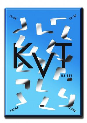 DJ Set KVT