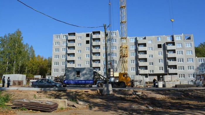 В Кирове усилят контроль за стройплощадками